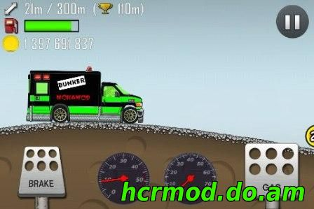 Hill Climb Racing Скачать Бпан Мод Бесплатно - фото 6